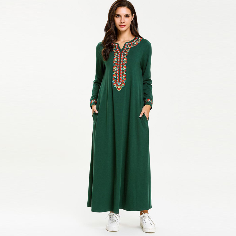 Kaftan Abaya Turkey Islam Muslim Hijab Dress Jilbab Abayas Women Caftan Elbise Ramadan Robe Dubai Qatar Omani Islamic Clothing
