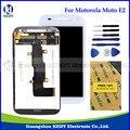 Оригинальный ЖК-Дисплей Замена Для Motorola MOTO E2 E 2 2015 XT1505 XT1524 XT1527 XT1511 Сенсорный ЖК-экран Digitizer Ассамблеи