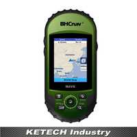 NAVA 400 Has Aan Enhanced 2.2, 65K Color, Sunlight readable Display Outdoor Portable Sport Handhelds GPS Navigator