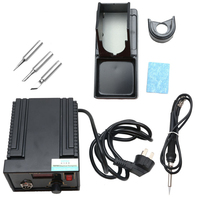 110V 220V 967 Electric Rework Soldering Station Iron LCD Display Desoldering SMD G08 Great Value April 4