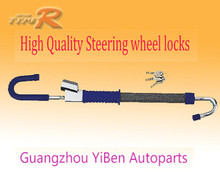 HL-508 General Anti-theft Locks Auto Typer Dragon Lock  Brand detector covers styling Function Car  Steering Wheel Lock