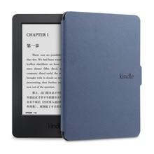 Чехол для электронной книги Eunaimee, тонкий защитный чехол для Kindle Paperwhite 6 дюймов