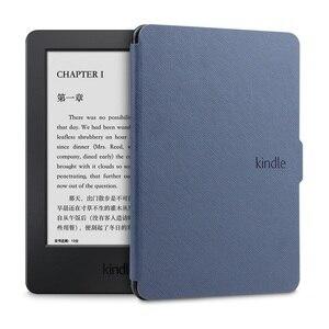 """Image 1 - Eunaimee e book Trường Hợp PU Leather Slim Mỏng bảo vệ cho Kindle Paperwhite 6 """"Trường Hợp Bìa"""