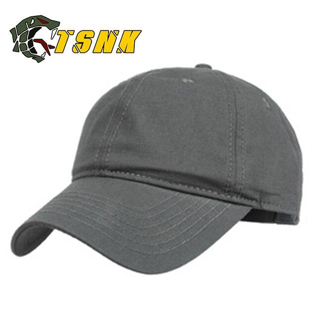 16a0229e7ee TSNK Men s and Women s Snapback Baseball Caps Stretchable Hat Fishing Cap  Running Hats Sports Cap