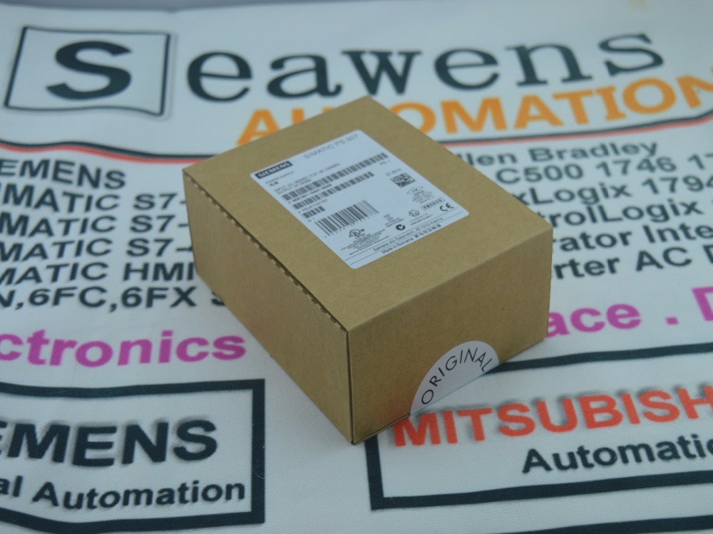 6ES7307 1EA01 0AA0 S7 300 PS307 POWER 24V DC 5A FAST SHIPPING