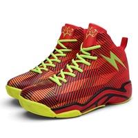 High Men basketball shoes Comfortable Boys Kid tenis basquete curry 4 Women Training Shock Sneakers zapatillas deportivas hombre
