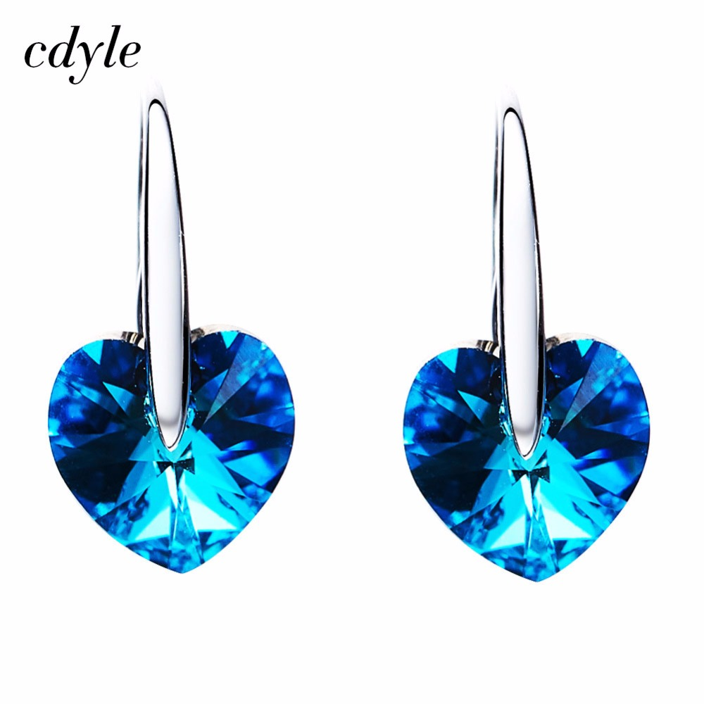 Cdyle Crystals from Swarovski S925 Sterling Silver Jewelry S