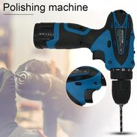 Electric Car Polisher Machine 16.8 V Auto Polishing Machine Polish Waxing Tools Grinder Polisher Car Accessories Powewr Tools
