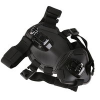 SHOOT Dog Fetch Harness Chest Strap Shoulder Belt Mount For Go Pro Hero 5 4 3