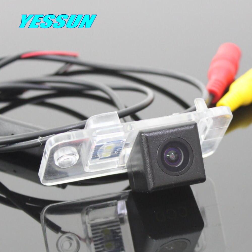YESSUN для Audi A6 C6 S6 RS6 2005 ~ 2009 Автомобильная камера заднего вида резервная камера заднего вида парковочная камера/вилка непосредственно высокое