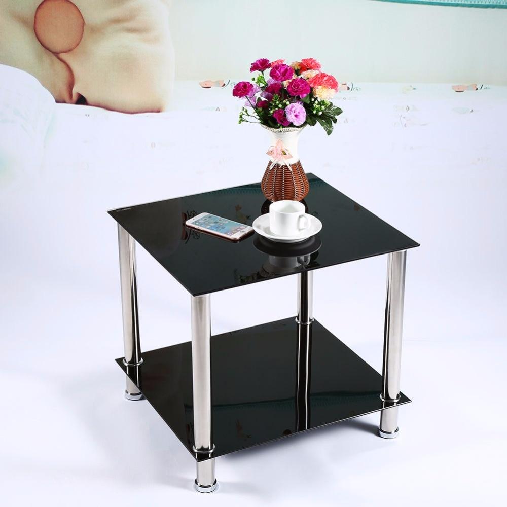 Online kopen wholesale zwart woonkamer tafel uit china zwart ...