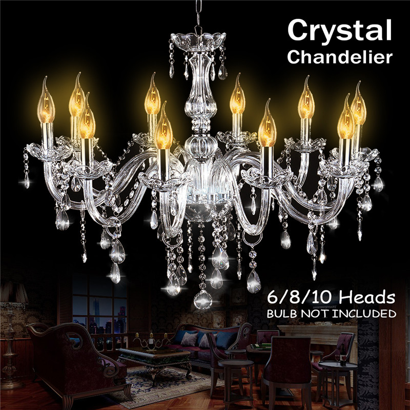 Mising Modern Crystal Chandelier Living Room lustres Decoration Chandeliers Home Lighting Indoor Lamp E12 6 8 10 Heads luxury modern cognac color classic home decoration lighting indoor lamp k9 crystal lustres chandelier for living room restaurant
