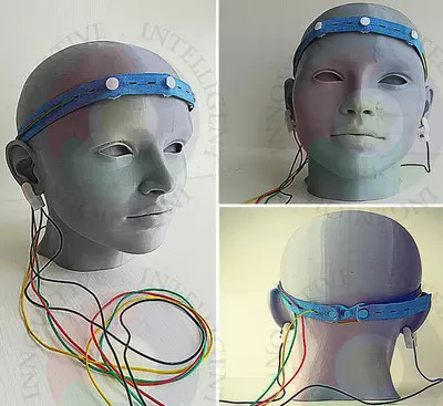 FREE SHIPPING EEG Headband .Simple Brain Cap Simple Electrode Cap Suitable For OpenBCI And Other Equipment.