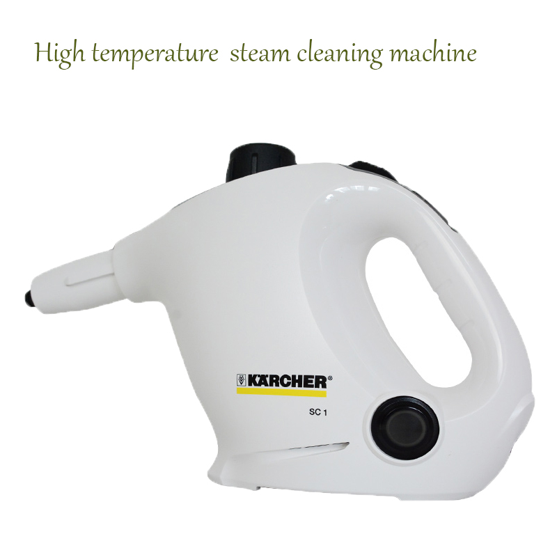 1pc 1400w High temperature kitchen bathroom steam cleaning machine 1pc household high temperature kitchen bathroom steam cleaning machine handheld high temperature sterilization washing machine