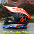 Hot sale TORC off road motocross racing helmet moto cross casco capacete motorcycle helmet better than LS2 HJC helmet M L XL
