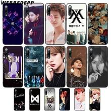 WEBBEDEPP KPOP Boy Group Monsta X Soft TPU Case Cover for Xiaomi Redmi GO Note 4 4X 5 6 pro 5A Prime 7 Pro