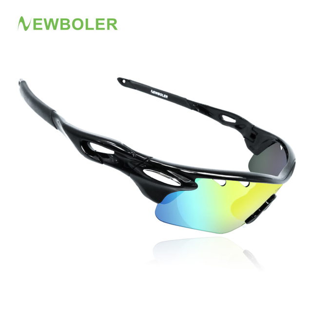 Polarisierte Radsportbrille Outdoor Sports Fahrrad Männer Sport pacFeqKUlg
