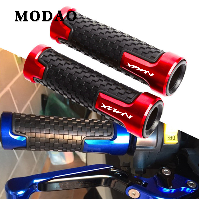 2018 New CNC Handlebar Grip Handle For  YAMAHA NMAX  N-MAX NMAX 155, 2015, 2016, 2017 7/8 ''22mm Handlebar Handlebar Grips