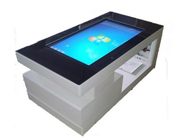 42 Inch Touch Table Touch Screen Terminal Kiosk Shopping Mall Advertising Touch Screen Kiosk