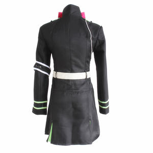 Image 5 - Japanese Anime Owari no Seraph Seraph of the end Cosplay Costume Hiragi Shinoa Uniform Halloween party cosplay costume