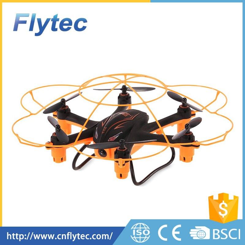 WLtoys Q383 B WIFI FPV 0.3MP HD Camera Radio Remote Control RC Drone Headless Mode Mini RC Multicopter RTF Helicopter Kid Toys