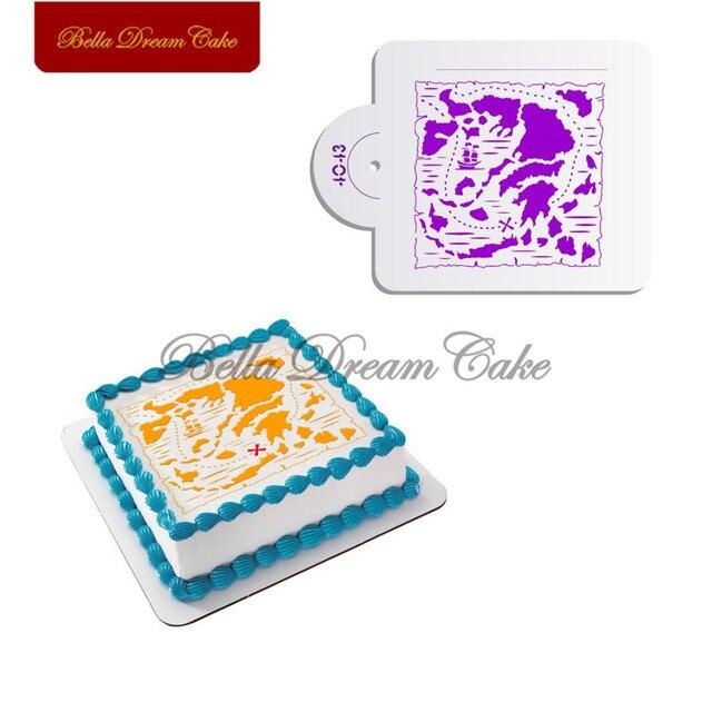 Carte Gâteau Pochoir En Plastique De Mariage Pochoir Partie