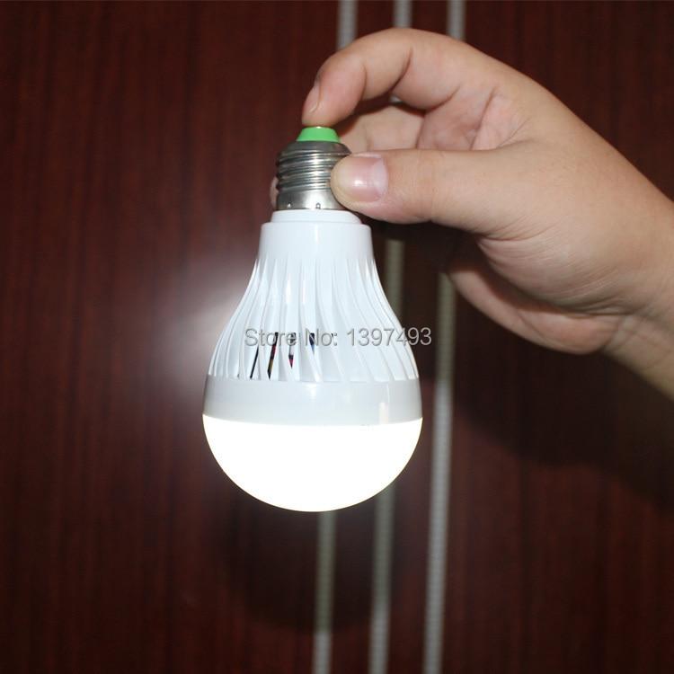 Led Smart Bulb 3w 5w 7w 9w 12w Led Emergency Light