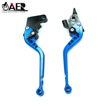 JEAR For SuzukiGSXR600 GSXR750 2004 2005 Adjustable Brake Clutch Levers Handle Bar Motorcycle Accessories