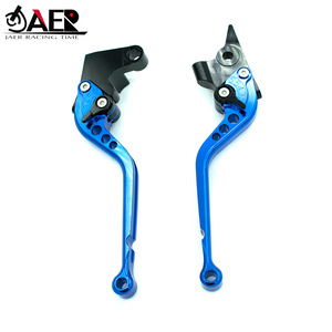 Image 1 - JEAR For SuzukiGSXR600 GSXR750 2004 2005 Adjustable Brake Clutch Levers Handle Bar Motorcycle Accessories