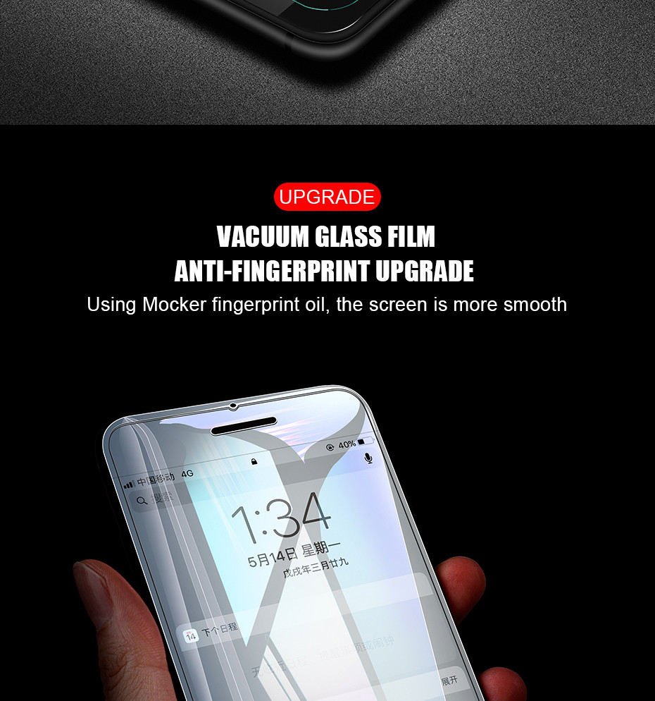 New Screen Protector iPhone