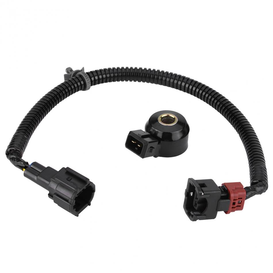 Engine Knock Sensor with Wiring Harness 22060-30P00 KS79 For Nissan Infiniti