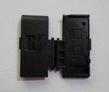 5PCS Battery door cover Succedaneum repair parts for Canon
