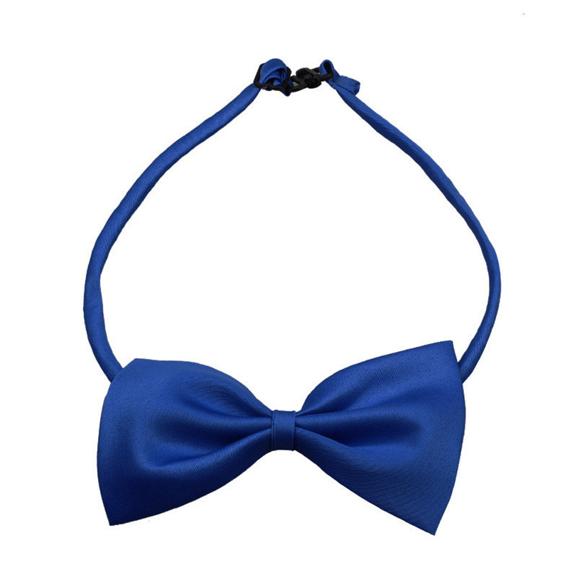 Fashion Cute Dog Puppy Cat Kitten Pet Toy Kid Bow Tie Necktie Clothes Jun19 Professional Factory price Drop Shipping in Dog Accessories from Home Garden