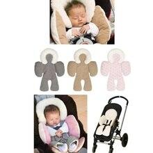 Реверсивные детские коляски поддержка тела коврик, соответствие FMVSS213, детская коляска детская голова Подушка-опора для тела