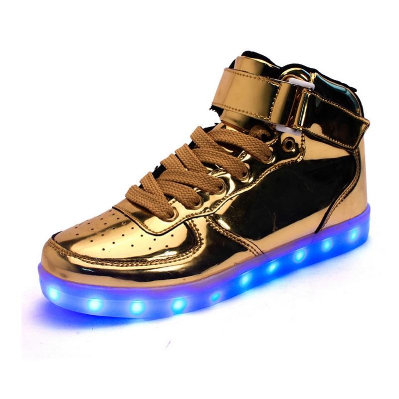 Bluetooth Led Lighting Shoes