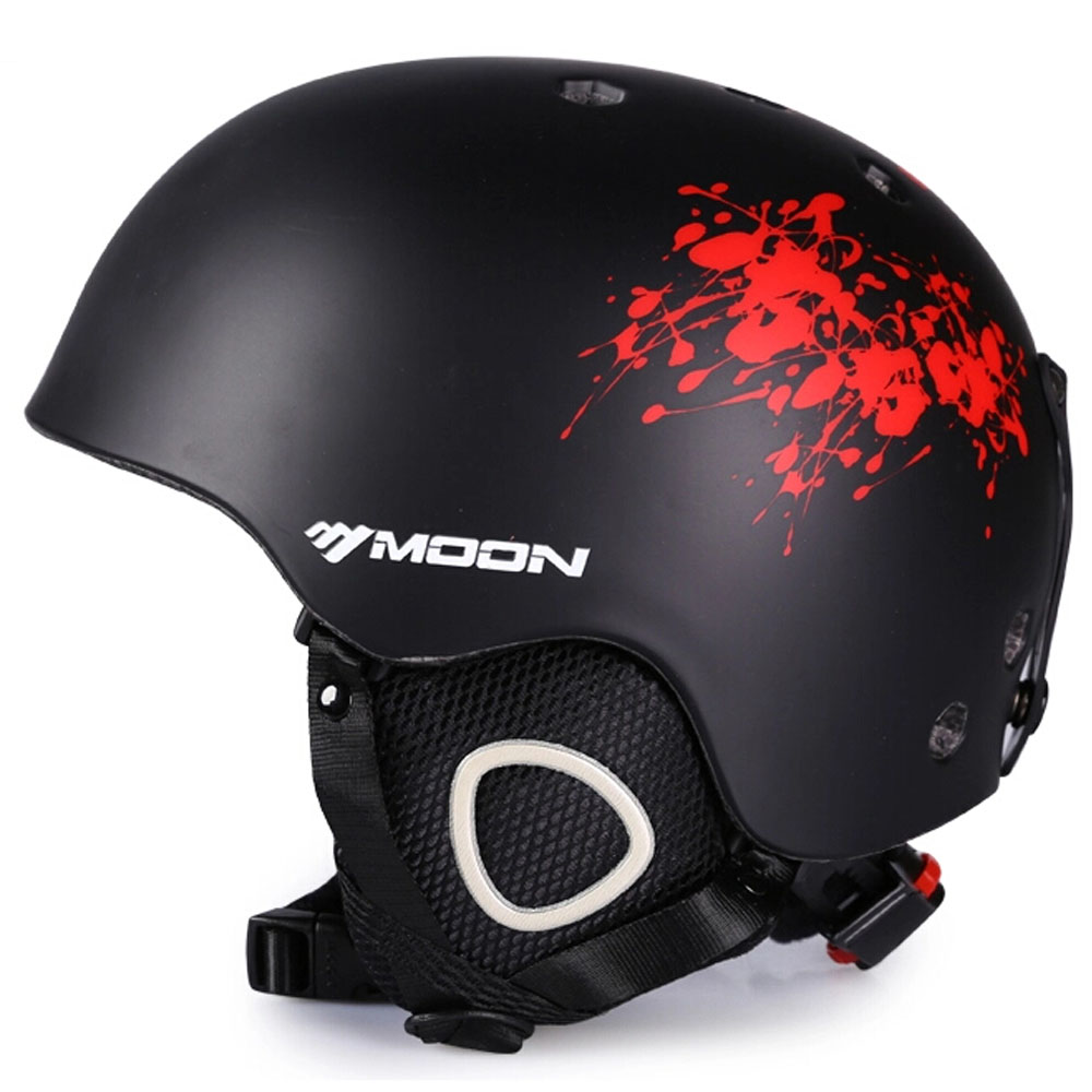 ФОТО New brand Ski helmet Ultralight and Integrally-molded professional Snowboard helmet men Skating Skateboard helmet Multi Color