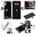 TFT Amoled 10 десять для iPhone X ЖК дисплей в сборе с заменой рамы 5,8 дюймов TFT экран ЖК-дисплей модуль цифрователя сенсорный экран