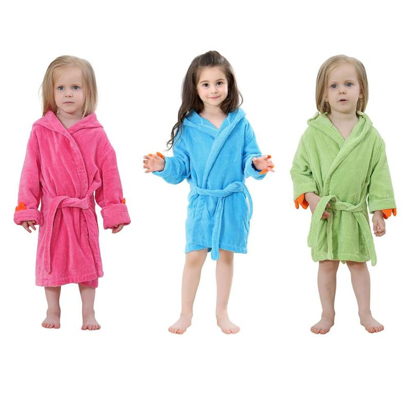 9413835804 Detail Feedback Questions about Baby Bathroom Baby Bathrobe Cute ...