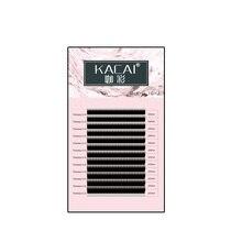 KACAI расширитель для бровей 0,10 толщина J Curl 5 мм 6 мм Наращивание ресниц ресницы, мягкие Накладные ресницы для нижние ресницы