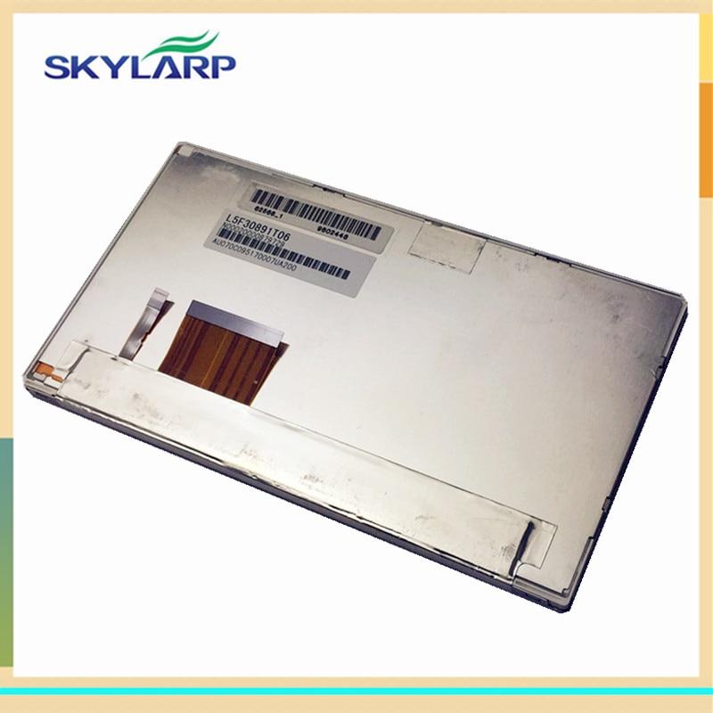 все цены на skylarpu LCD screen panel for L5F30891T06 GCX174AKM-T01 L5F30952T01 TM100SV A01 01 (without touch) онлайн