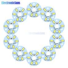 10 Pcs 3W 5730 Led Bianco Emitting Diode Smd Evidenziare Lampada Led Pannello Led Consiglio Smd Lavagna Luminosa Ha Condotto La Lampada pannello