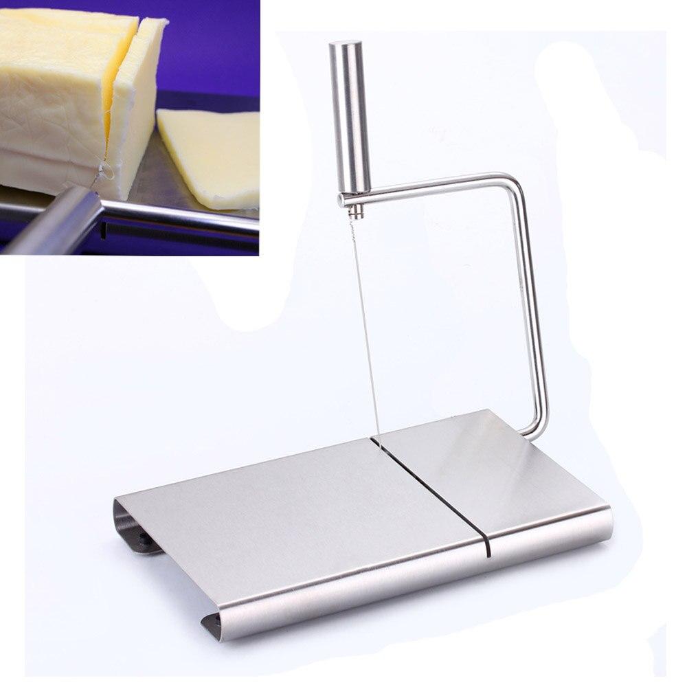 Cheese Slicer Butter Cutting Board Wire Making Dessert Blade Durable ...
