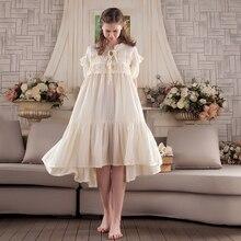 Vintage Sleepwear Vestido Sleepwear