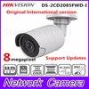 2017 HiK New Arrival 8MP H 265 Network Bullet Camera DS 2CD2085FWD I 3D DNR Bullet
