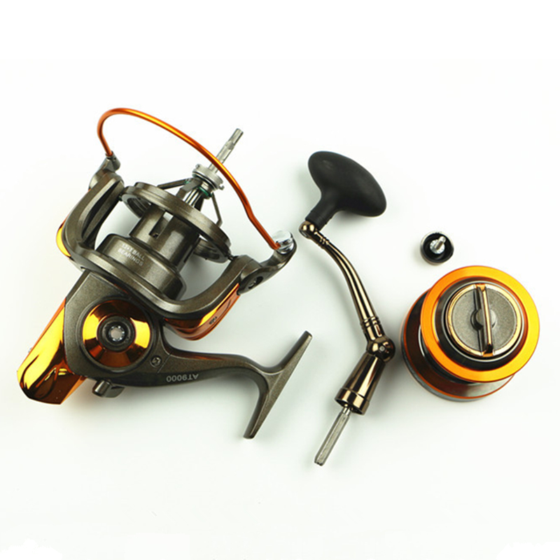 18 Új japán gyártási anyagok 8000-9000 Spinning Jigging Reel 13 + - Halászat - Fénykép 2