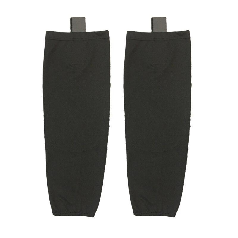 Han Duck 100% Polyester Ice Hockey Sport Socks Cheap Shin Guards For Team XW022 High Quality Men Women