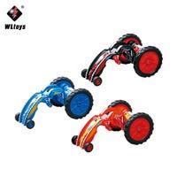 RC Mini Toys RC Car 2 4G 4wd Remote Control Cars 360 Degrees Flip Demonstration Flexible
