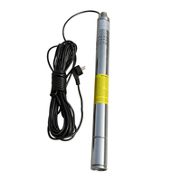 0 5HP Submersible Bore Water Pump Deep Well Irrigation Stainless Steel Electric