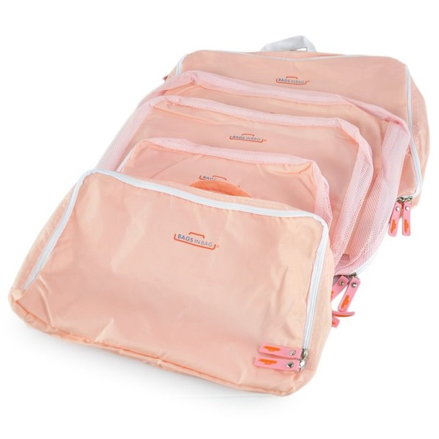 High Quality Oxford Cloth Travel Mesh Bag