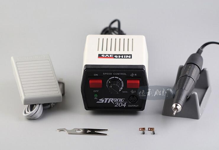 цена на Strong 204 Micro Motor Electric Motor Dental Micromotor Dental Lab Marathon Micromotor